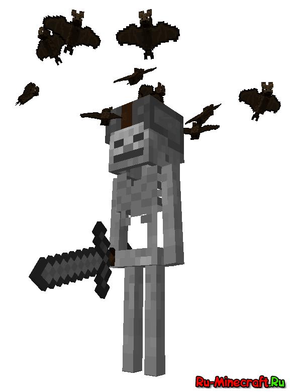 моды rpg для minecraft 1 12