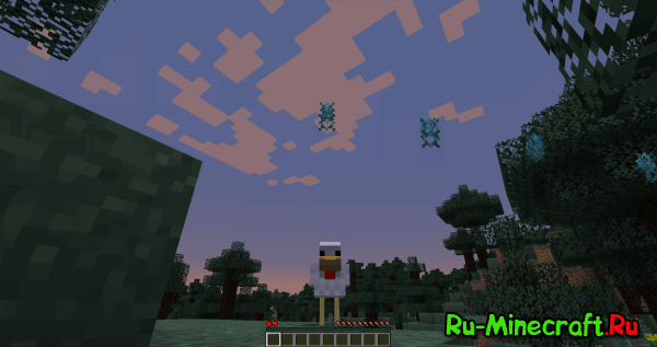 Beyond Two Crafters - Beyond: Two Souls в Minecraft! [Плагин][1.11.2]