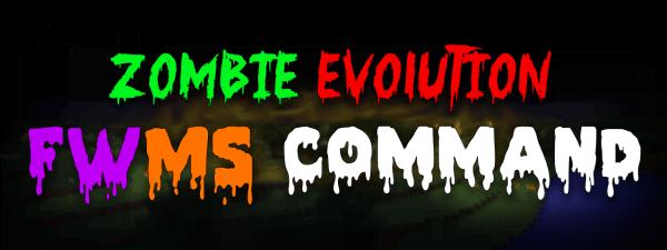 Zombie Evolution - Зомби Апокалипсис [MAP][1.11.2]