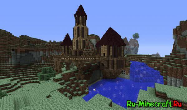 скачать Minecraft Rpg сборку - фото 3
