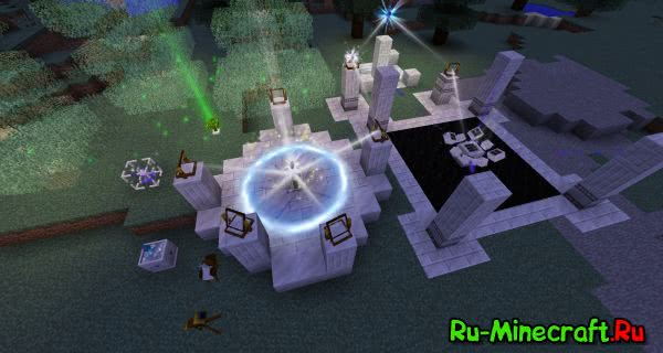 Astral Sorcery  [RUS] [1.12.2] [1.11.2] [1.10.2]
