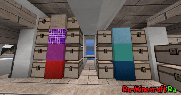 Jammercraft 2.0 Modern - ресурспак в современном стиле [1.11.2][64px]