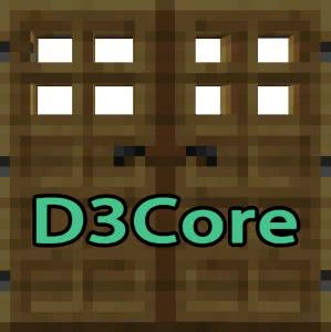D3Core - ядро [1.12.2] [1.11.2] [1.10.2] [1.9.4] [1.7.10]