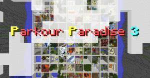 PARKOUR PARADISE 3 - огромная паркур карта [1.11.2]