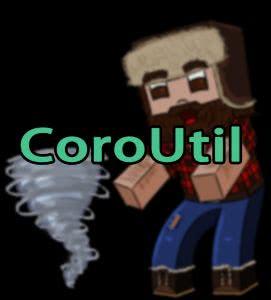 CoroUtil - ядро [1.12.2] [1.11.2] [1.10.2] [1.8.9] [1.7.10] [1.5.2]
