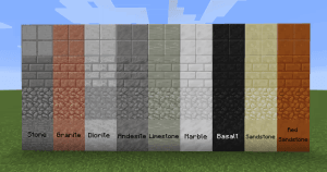 Just Build It - много новых блоков [1.12.2] [1.11.2] [1.10.2]