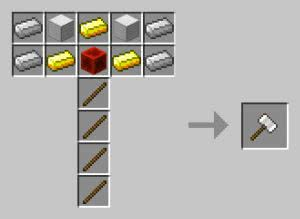 Sparks Hammers - инструменты [1.12.2] [1.11.2] [1.10.2] [1.9.4] [1.8.9] [1.7.10]
