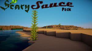 ScarySauce Pack - мрачный ресурспак [1.11.2][16x]