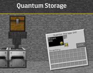 Quantum Storage [1.14.4] [1.12.2] [1.11.2] [1.10.2] [1.7.10]