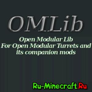 omlib - ядро [1.11.2] [1.10.2]