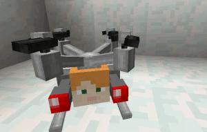 Drones mod - Дроны [1.12.2] [1.11.2] [1.10.2]