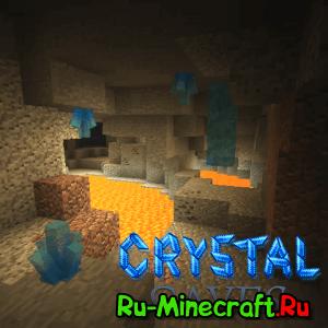 Crystal Caves - новые руды [1.11.2] [Руссифицирован]