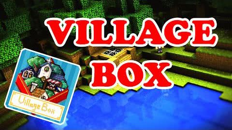 Village Box - создай свою деревню [1.10.2] [1.9.4] [1.8.9]