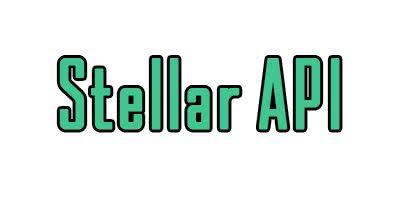 Stellar API - библиотека [1.12.2] [1.11.2] [1.10.2] [1.9.4] [1.8.9] [1.7.10]