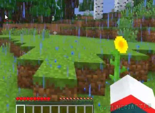 It's Raining Food - съедобный дождь [1.10.2] [1.7.10]