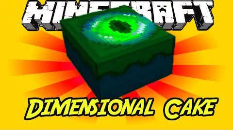Dimensional Cake - в