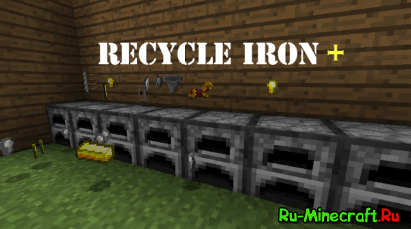 Recycle Iron Gold & Diamond [1.11.2|1.10.2]