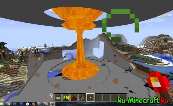 Hbm's Nuclear Tech - ядерные бомбы и оружие [1.8.9|1.7.10]