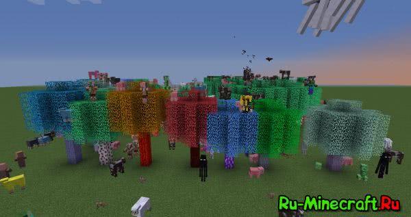 Stickies - новые виды деревьев [1.11.2]