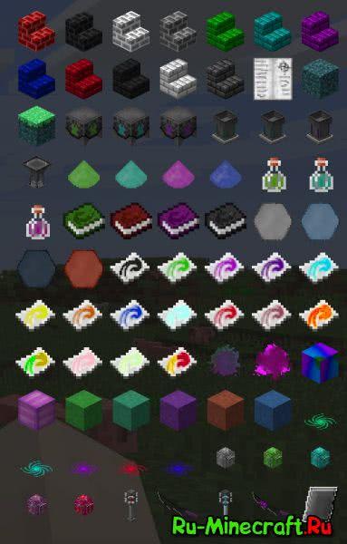 TSON Craft - магия и индустрия [1.12.2] [1.11.2] [1.10.2] [1.9.4] [1.8.9]