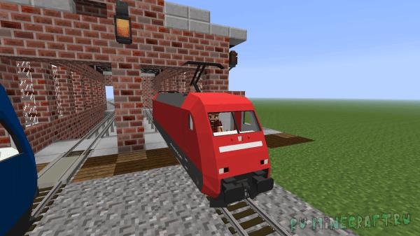 Zora no Densha - поезда [1.7.10]