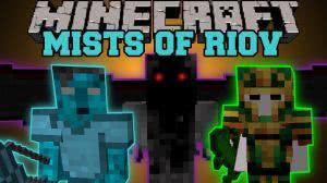 The Mists Of RioV -ресурсы, оружие, броня [1.7.10|1.7.2|1.6.4|1.6.2]