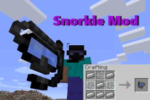 Snorkel - дыхательная трубка [1.11.2]