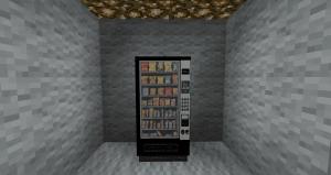 Wizard's Vending Machine - Торговые автоматы [1.10.2]
