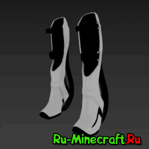 Long Fall Boots Mod - падай без урона [1.12.2] [1.12.1] [1.11.2] [1.10.2]
