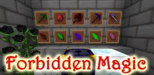 Forbidden Magic, магия, Апокрифы [1.7.10|1.7.2|1.6.4]