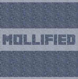 Mollified - ресурспак в стиле дефолта [1.11.2][16px]