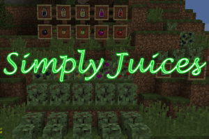 Simply Juices - соки и ягодные кусты [1.11.2] [1.10.2]