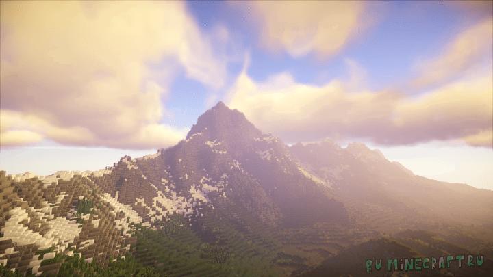 Скачать карту майнкрафт лес