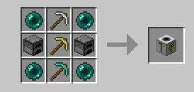 Simple Quarry - копатель [1.12.1] [1.11.2] [1.10.2] [1.9.4]