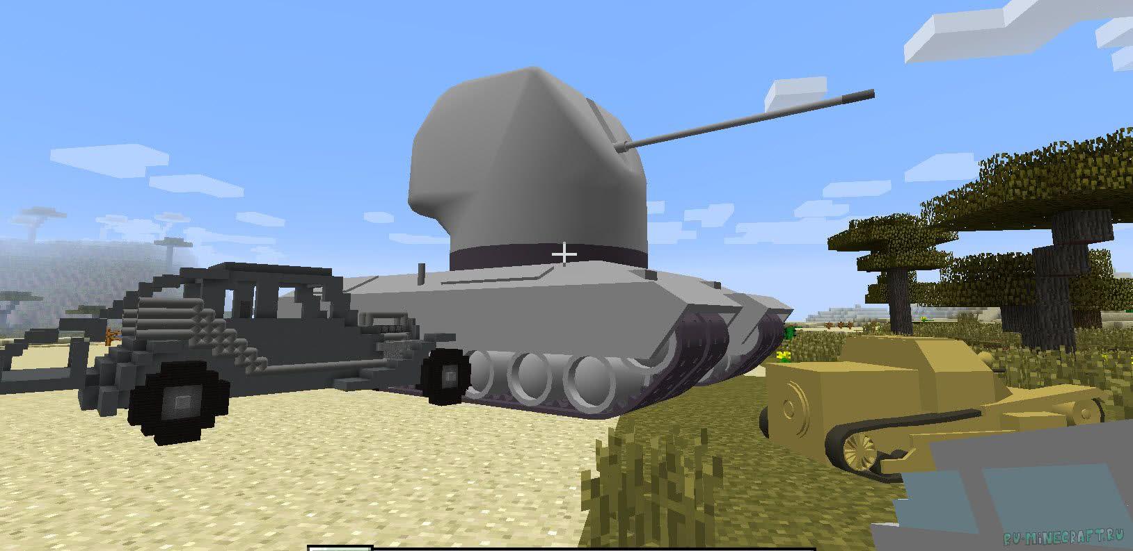 Real Train Mod - поезда, оружие, самолеты [1 12 2] [1 10 2