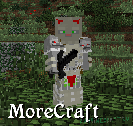 Kitteh6660's MoreCraft [1.16.4] [1.15.2] [1.14.4] [1.12.2] [1.11.2] [1.10.2] [1.7.10]