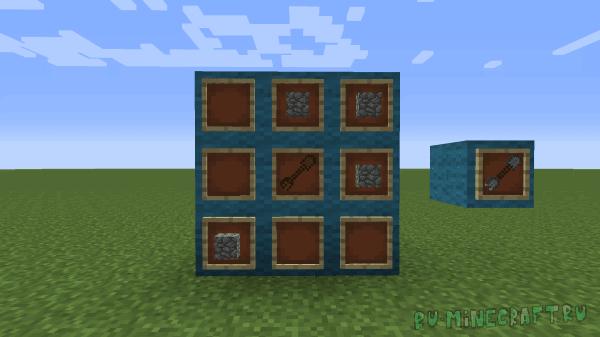 Скачать мод на Кирку для Minecraft 1.8.9