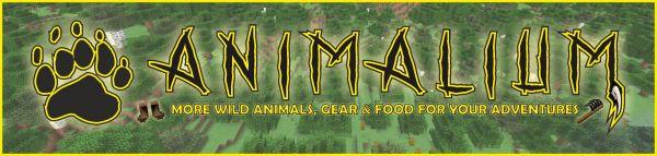 Animalium - новые мобы [1.11.2|1.10.2]