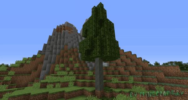 SugiForest - Новое дерево [1.12.1] [1.11.2] [1.9.4] [1.8.9] [1.7.10]