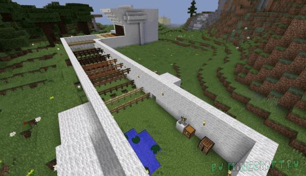 Новичок в Minecraft. Часть 1 [Map][1.8.1+]
