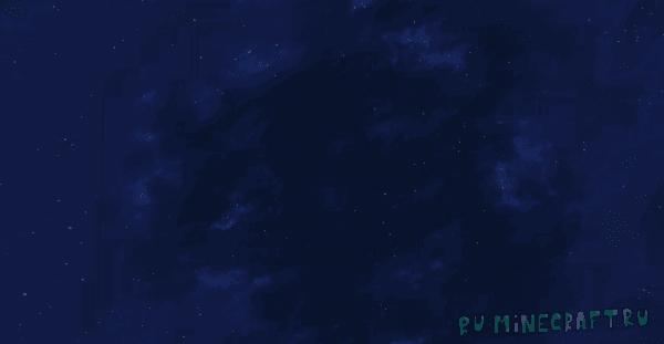 Clouds Pack - текстуры с улучшенным небом! [1.11.2|1.10.2|1.8|1.9]