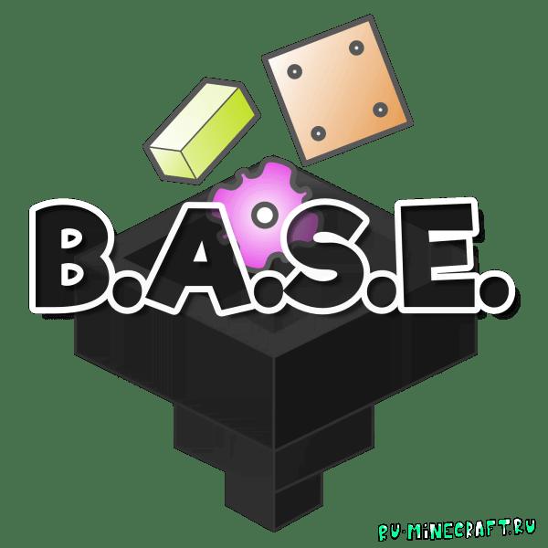 B.A.S.E - создай материалы [1.12.2] [1.11.2] [1.10.2]