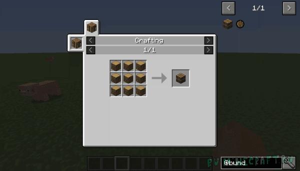 Bundle of Wood - связка дров [1.10.2]