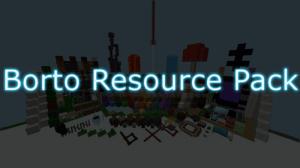Borto Resource Pack - ресурспак [1.11.2][16х]
