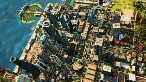 Карта U.I.E. CITY современный город 1.10+