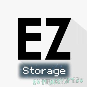 EZStorage - хранение [1.12.2] [1.11.2] [1.10.2] [1.9.4] [1.8.9] [1.7.10]