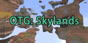 OTG: Skylands - генерация островов в небе [1.12.2] [1.11.2] [1.10.2]