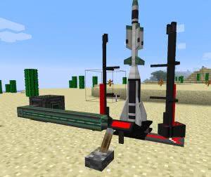 DefenseTech - ракеты и оружие [1.7.10]