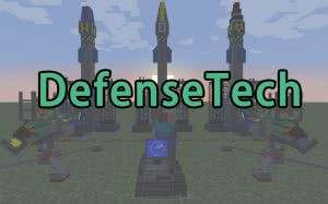 DefenseTech - ракеты и оружие [1.7.10]