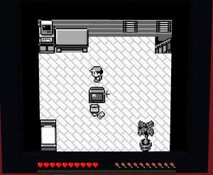Карта Pokemon Red - игра в игре [1.11.2+]